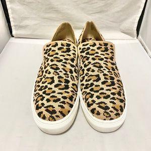 Steven By Steve Madden Kelsea leopard Sneaker 11